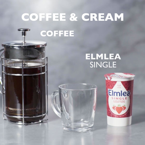 recipe image COFFEE & CREAM