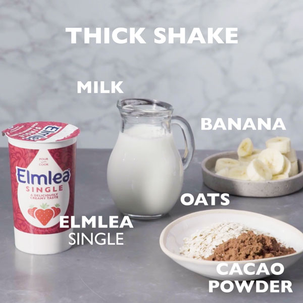 recipe image THICK SHAKE