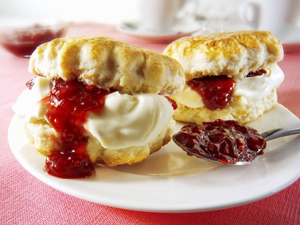 recipe image Vegan Scones