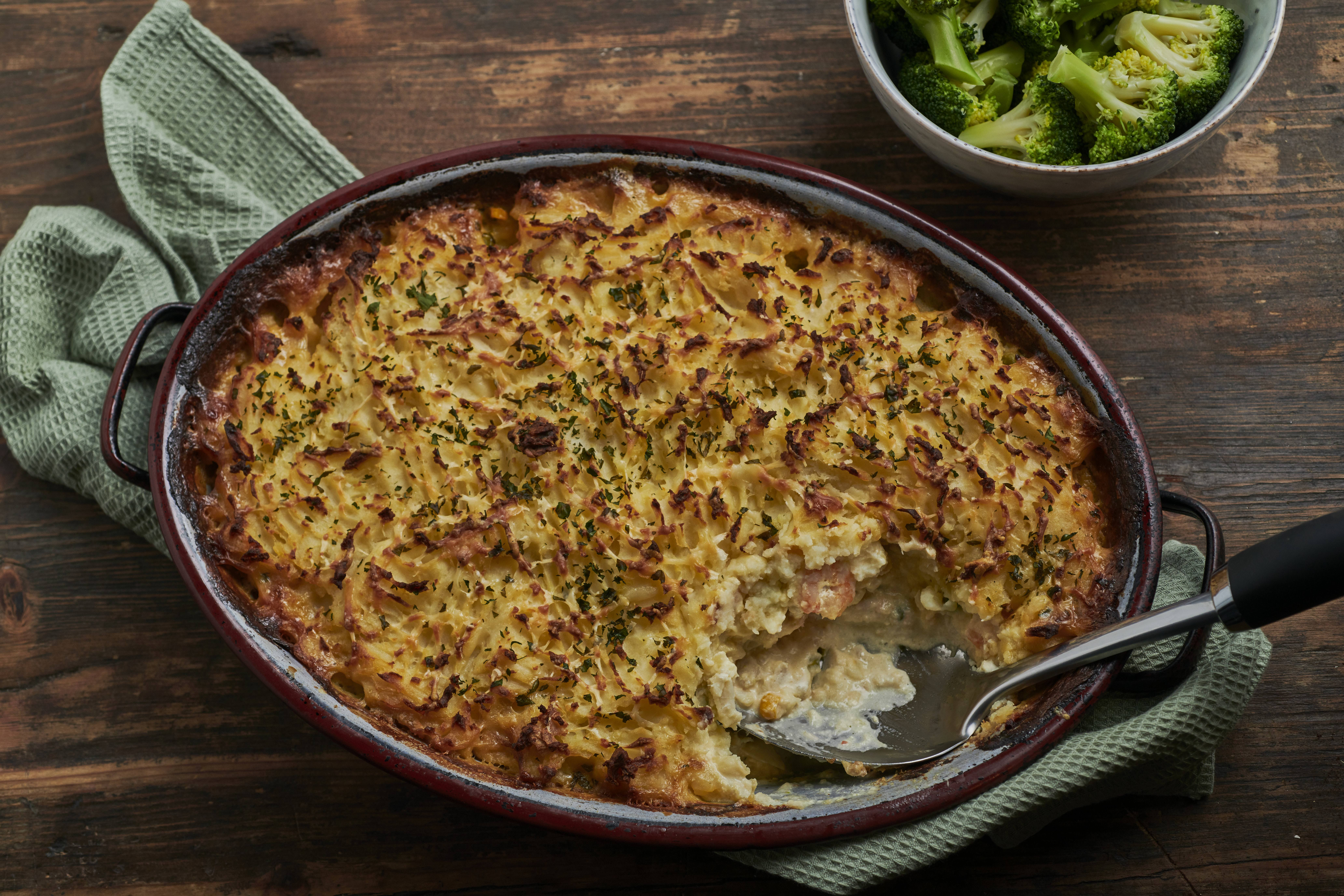 recipe image Fish Pie